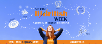 Special IH British Week: A Journey of English Discovery!